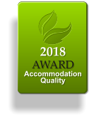 2018 AWARD  Accommodation Quality